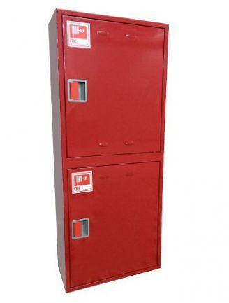 Шкаф пожарный ШПК-20 (ШПК-320-21) с евроручкой