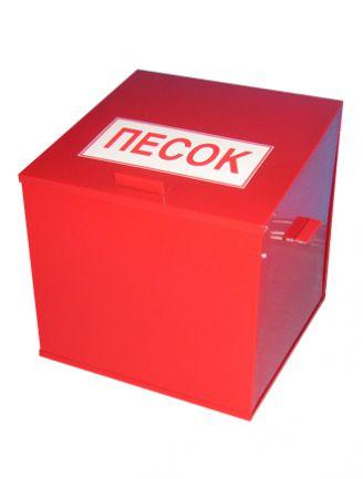Ящик для песка 0,1 куб.м